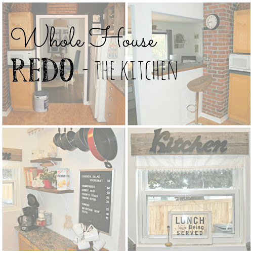 Whole House Redo - The Kitchen