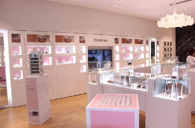 Onde comprar pulseiras Pandora em Miami