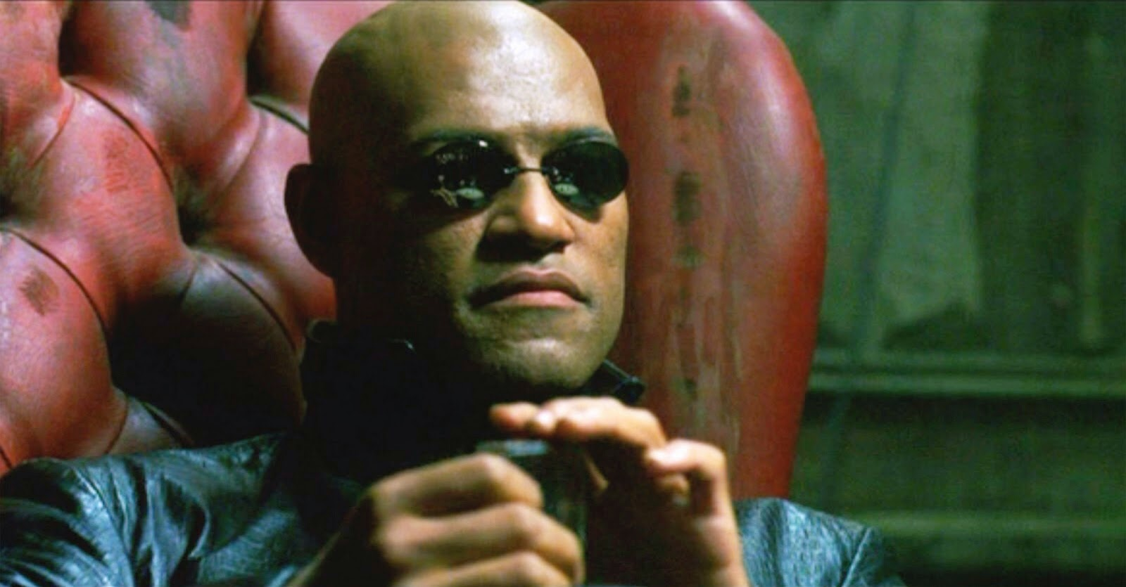A review of the popular movie the matrix