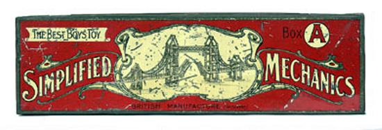 Simplified Mechanics box 1907