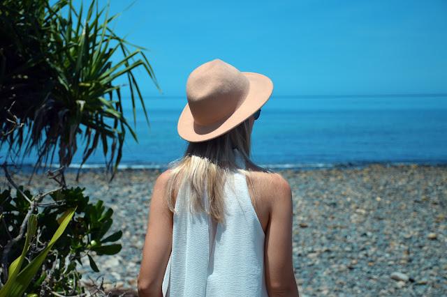 secret beach Cape Tribulation