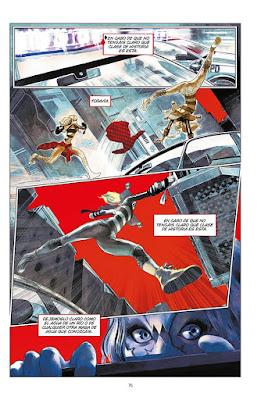 Comic: Review de Harley Quinn: Cristales rotos de Mariko Tamaki y  Steve Pugh - Editorial Hidra