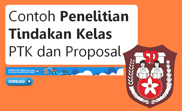 Download Proposal PTK SD