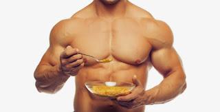 10 Makanan Sehat Pembentuk Otot Secara Cepat