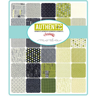 Moda Authentic Etc Fabric by Sweetwater for Moda Fabrics