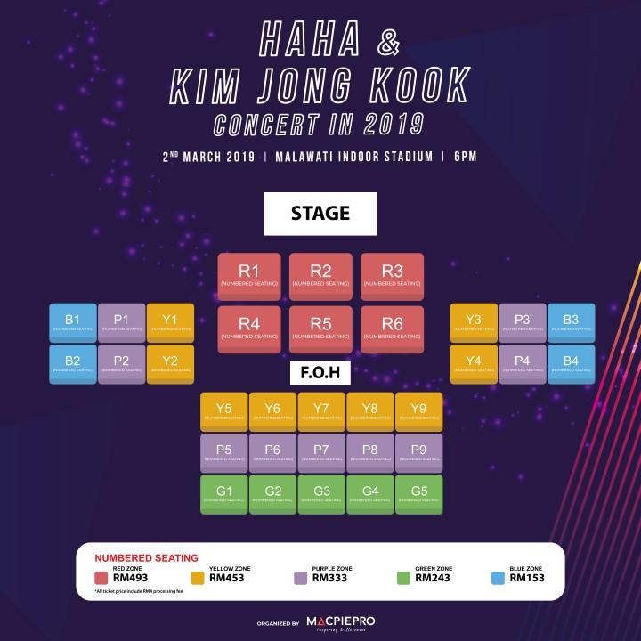 "Running Man"" duo HaHa & Kim Jong Kook to hold concert in"