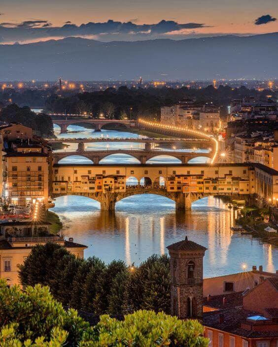 Florence, Italy a Romantic Place