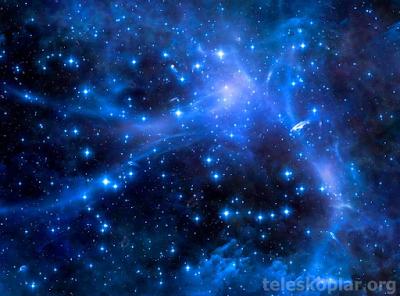 karanlık madde nasıl oluştu?