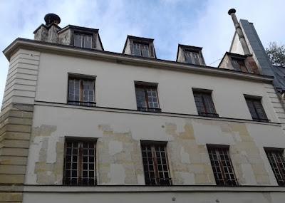 Pariser Fassade