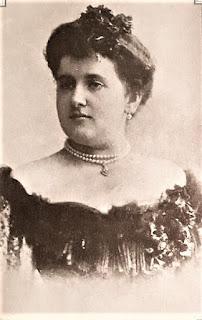 Ewa Dzieduszycka - początek XX wieku
