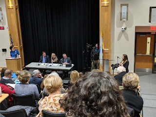 Franklin School Committee Legislative Forum - Feb 13 (video)