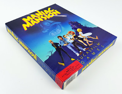 Maniac Mansion (Apple II)