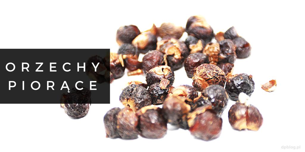 Szampon z orzechów piorących - naturalny i tani