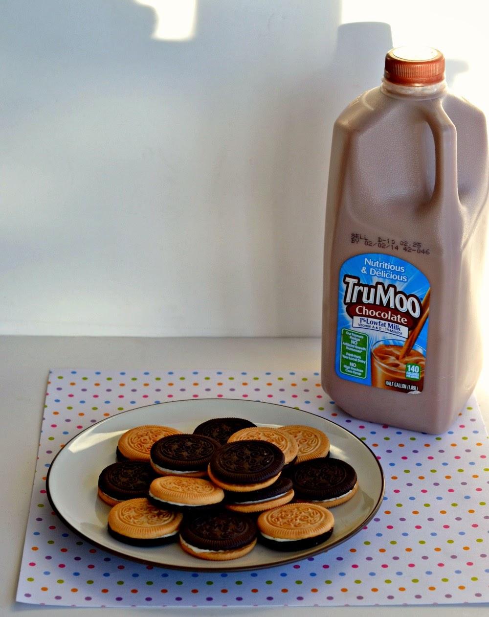#TruMoo Chocolate Marshmallow Milk:  Great for Snow Days!