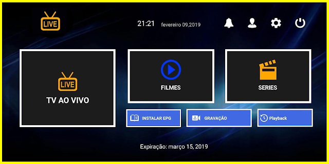 ITS NEW AMAZING IPTV APK 2019