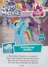 My Little Pony Wave 22 Rainbow Dash Blind Bag Card