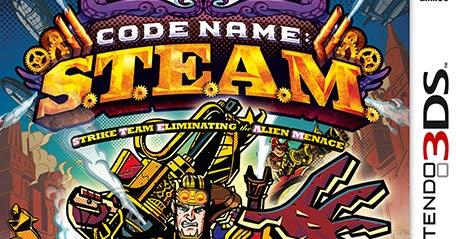Code Name S T E A M 3ds Cia Google Drive Link 3ds Hackz