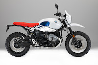 BMW R nineT Urban G/S (2017) Side