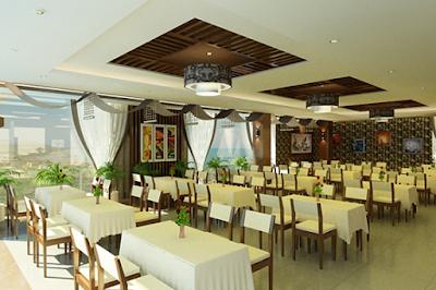Giải pháp điều hòa không khí cho nhà hàng