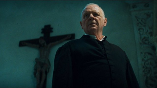 Anthony Hopkins en 'El Rito'