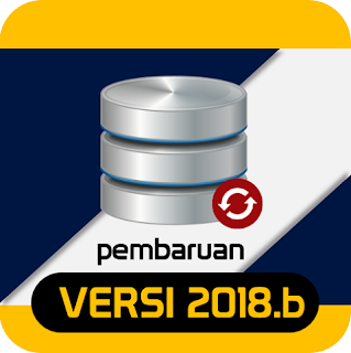 Aplikasi Dapodikdasmen Versi 2018.b Semester 2 (Genap) Tahun Pelajaran 2017/2018