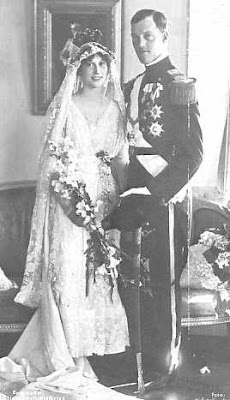Margaretha of Sweden and Norway, Axel of Denmark and Iceland wedding