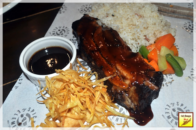 spicy Elements sm city southpoint iloilo