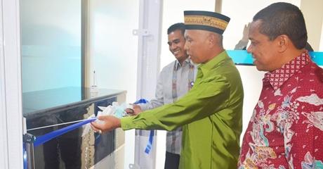Kantor Kas Bank Nagari Hadir di Balaikota Padang, ASN Lebih Mudah Bertransaksi Keuangan
