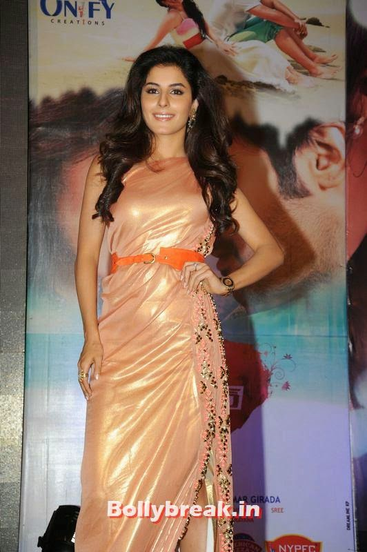 ,  Isha Talwar Latest Pics in Beige Dress