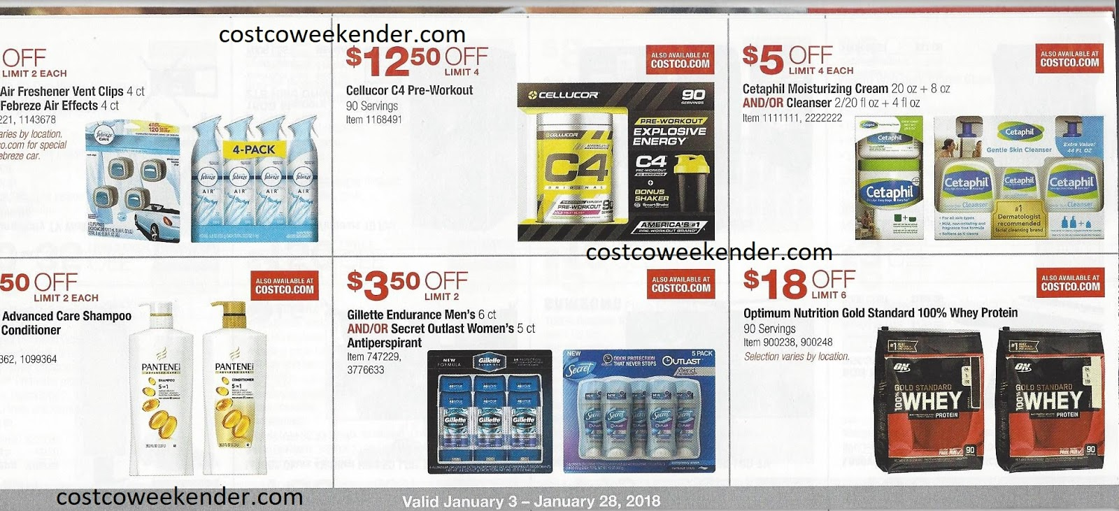 Costco coupons july 2018