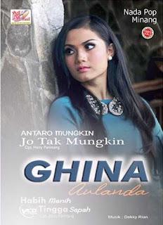 Ghina Aulanda – Antaro Mungkin Jo Tak Mungkin