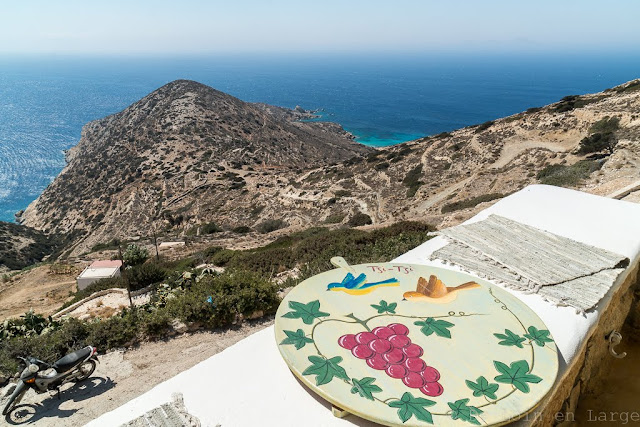 Taverne Tsi Tsi-Mersini-Donoussa-Cyclades