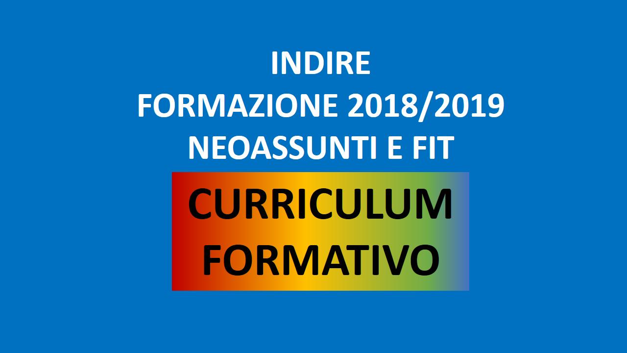 Dima Scuola Anno Di Prova 2019 Curriculum Formativo Come