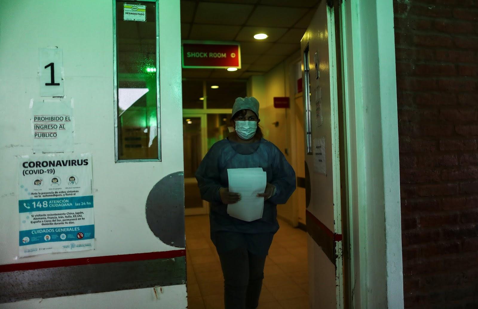 Coronavirus en Argentina reporte del dia domingo 28 de junio del 2020