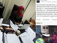 Tenar Karena Ngamuk Dengan Polantas, Curhatan Dora Natalia Tentang Gaji Ini Diserbu Netizen