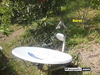 Lock Satelit Chinasat 11