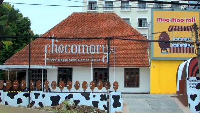 Chocomocy Toko Oleh Oleh Kekinian Kota Bogor Wahana Bogor