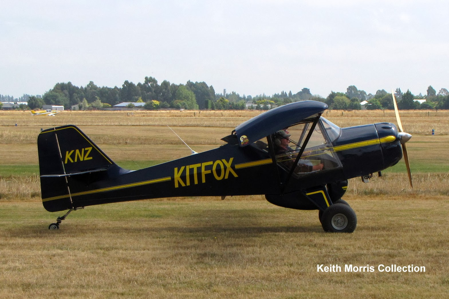 NZ Civil Aircraft: Denney Kitfoxes of New Zealand (1)
