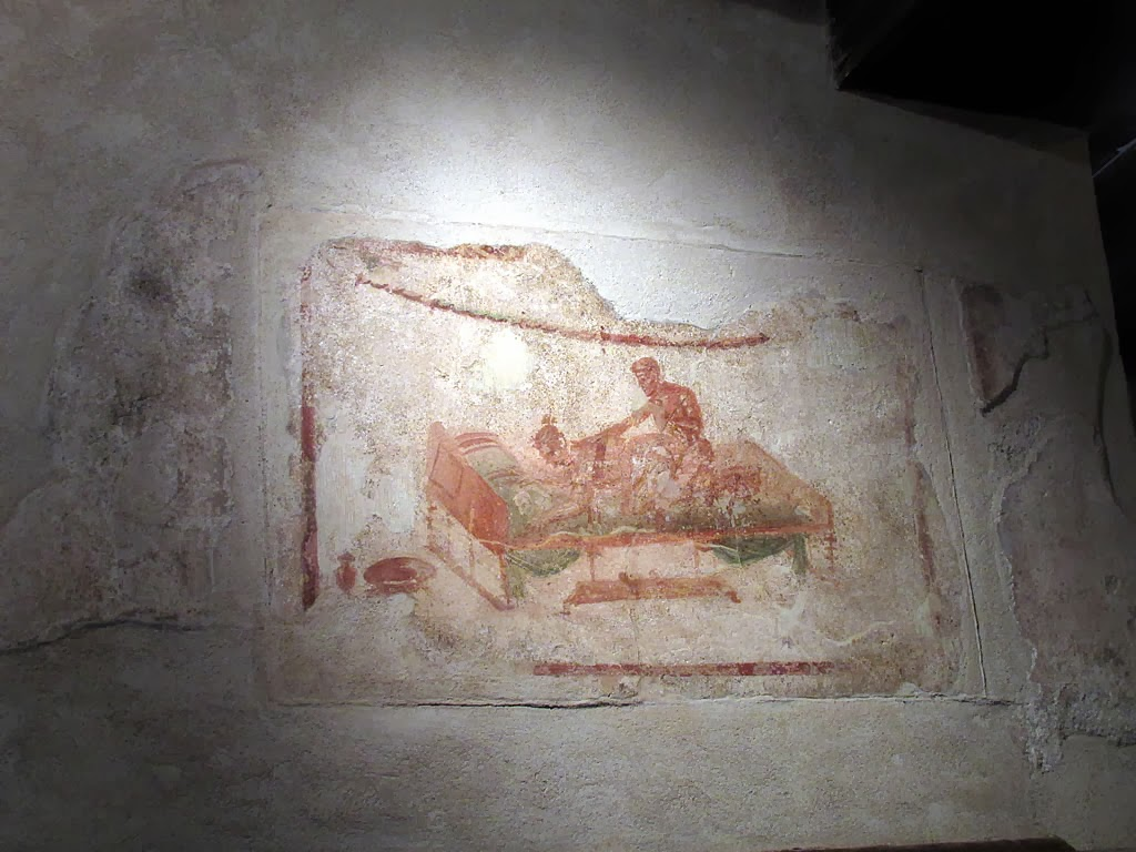 Til 2000 Year Old Graffiti Was Discovered In The Ancient City Of Pompeii Such As On April 19Th I Made Bread And If Anyone Does Not Believe In Venus