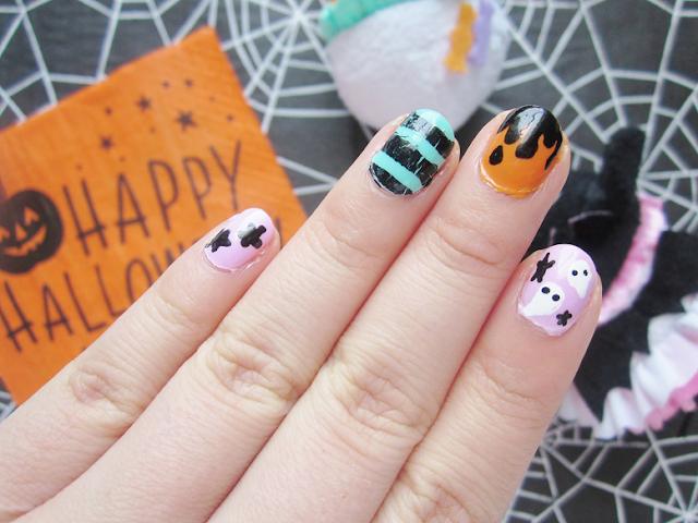 Halloween NOTD