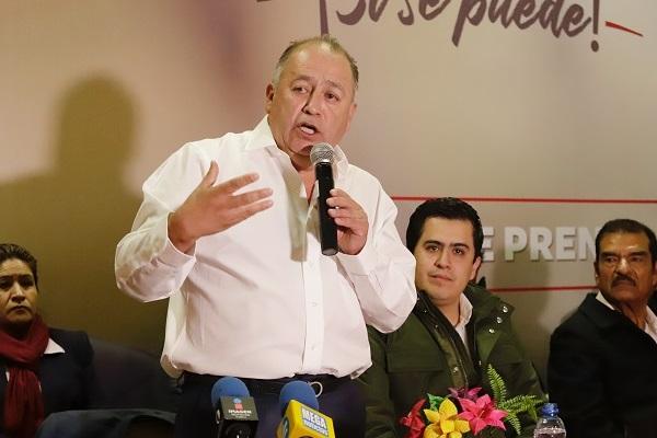 Lorenzo Rivera se apunta para candidatura