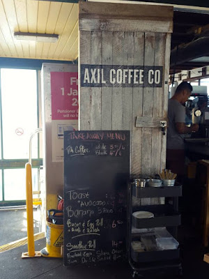 13D12N Australia Trip: Axil Coffee Co, Kirribilli Sydney