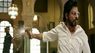 Shah Rukh Khan Shoot A Gun Best Style Wallapapers Of Raees Movie