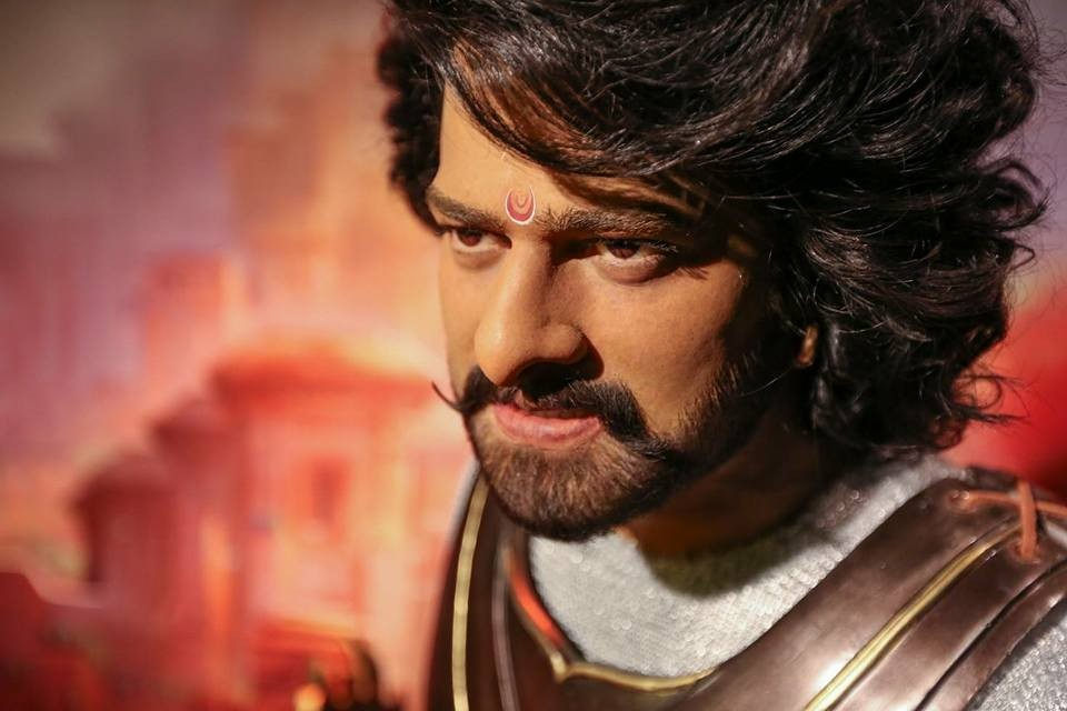 Prabhas Wax Statue at Madame Tussauds Museum