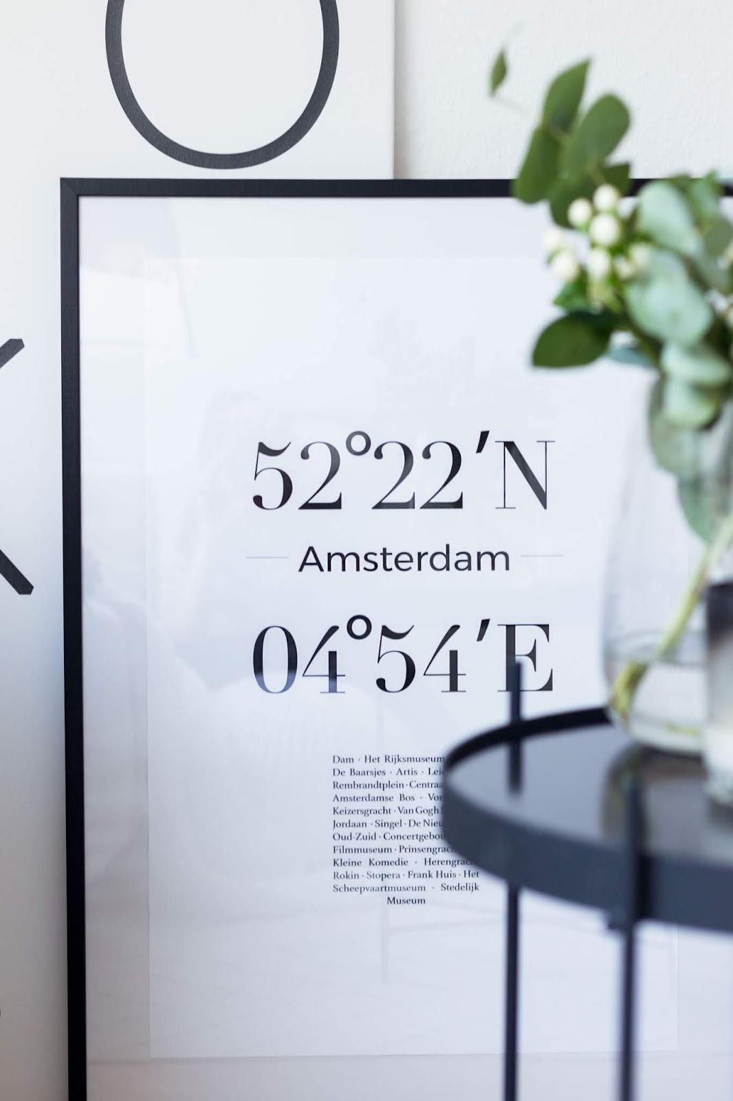 Interior | Die schönsten Typografie-Poster für die eigenen vier Wände | www.scandiinspiration.com