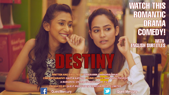 newztabloid,short films, newz,Vikkram,Chandirramani, Nikita, Monika,Destiny,Quest Mercury