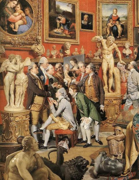 Johann Zoffany Paintings