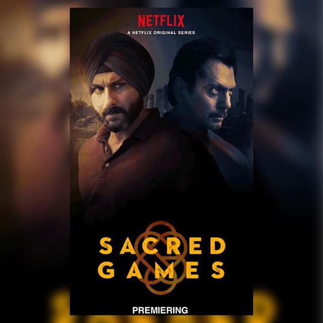 Sacred Games poster