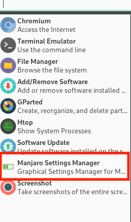 TechnoZeal: Install Manjaro on Mac Mini 2009 on Virtual Machine