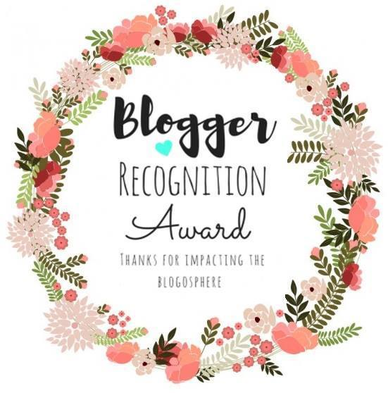 Lifestyle | 'Blogger Recognition Award 2017' Acceptance